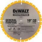 DeWalt Construction 10 In. Assorted Circular Saw Blade Set (2-Pack) Image 4