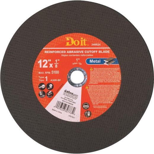 Do it 12 In. x 1 In. Type 1 Cut-Off Wheel