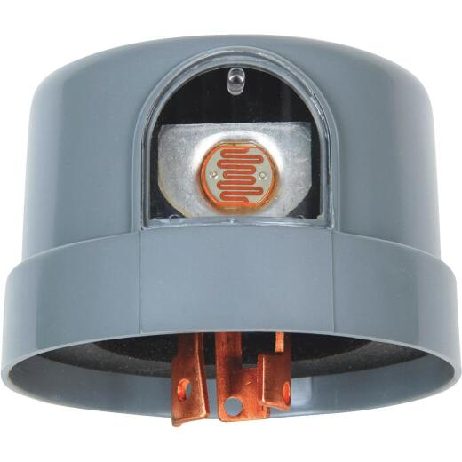 Do it Plug-In Gray Photocell Lamp Control