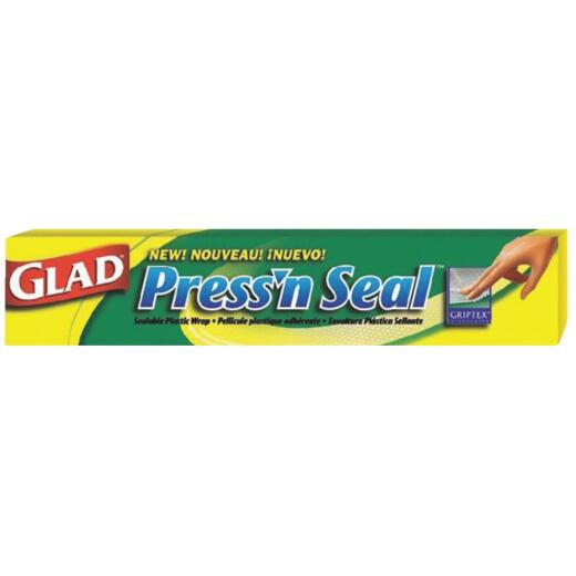 Glad Press'n Seal 75 Ft. Plastic Food Wrap
