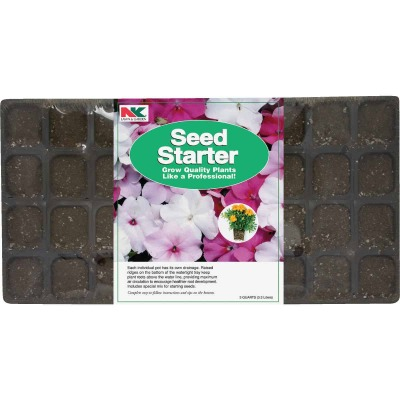 NK 36-Cell 22 In. W. x 11 In. D. Seed Starter Kit