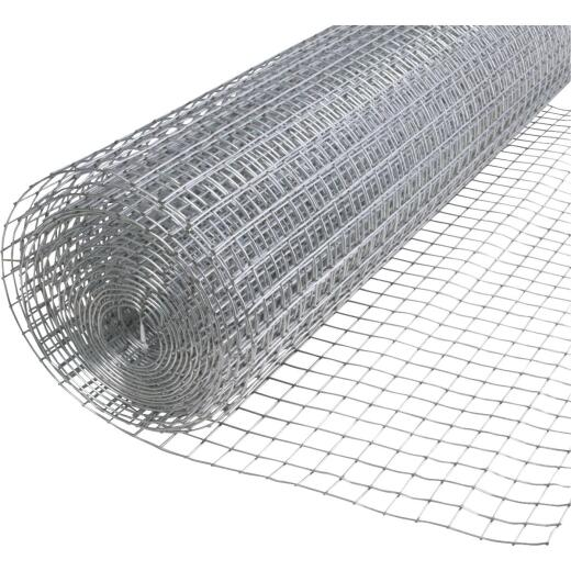 Do it Utility 48 In. H. x 25 Ft. L. (1x1) Galvanized Welded Wire Fence