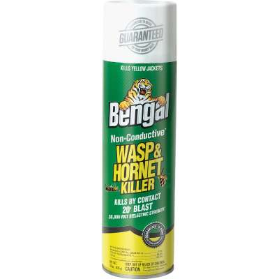 Bengal 15 Oz. Liquid Aerosol Spray Wasp & Hornet Killer