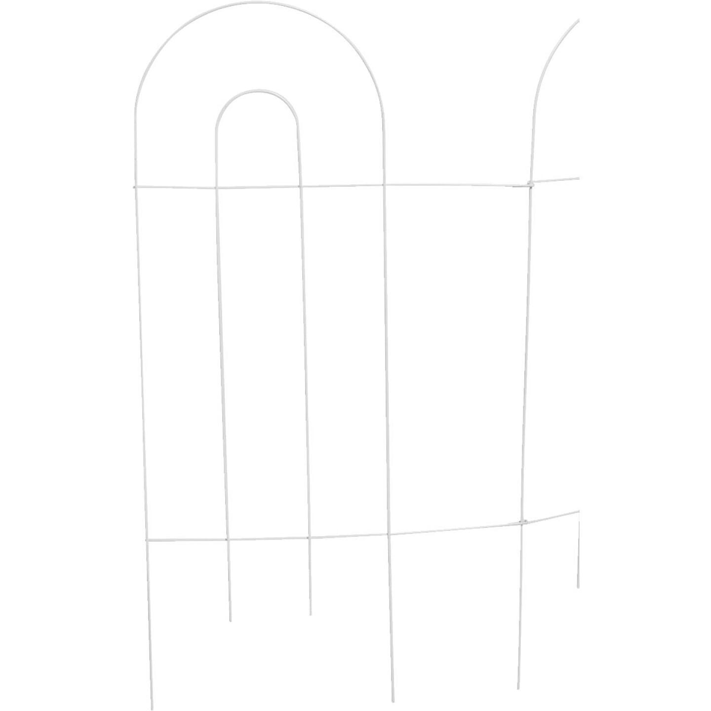 Best Garden 10 Ft. Wire Folding Fence Image 2