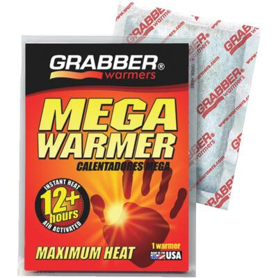 Grabber Mega Disposable Hand Warmer